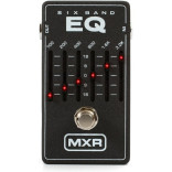 Dunlop MXR Dunlop 6-Band Graphic EQ M109