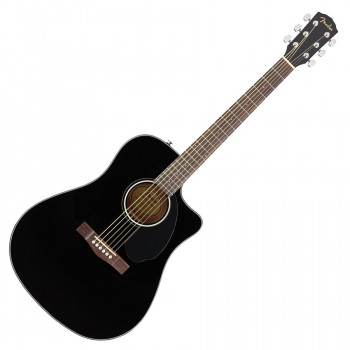 Fender CD-60 SCE BLK