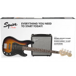 Squier Affinity Series Bass PJ Pack